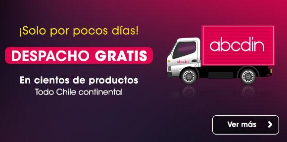 banner Despacho gratis mobile